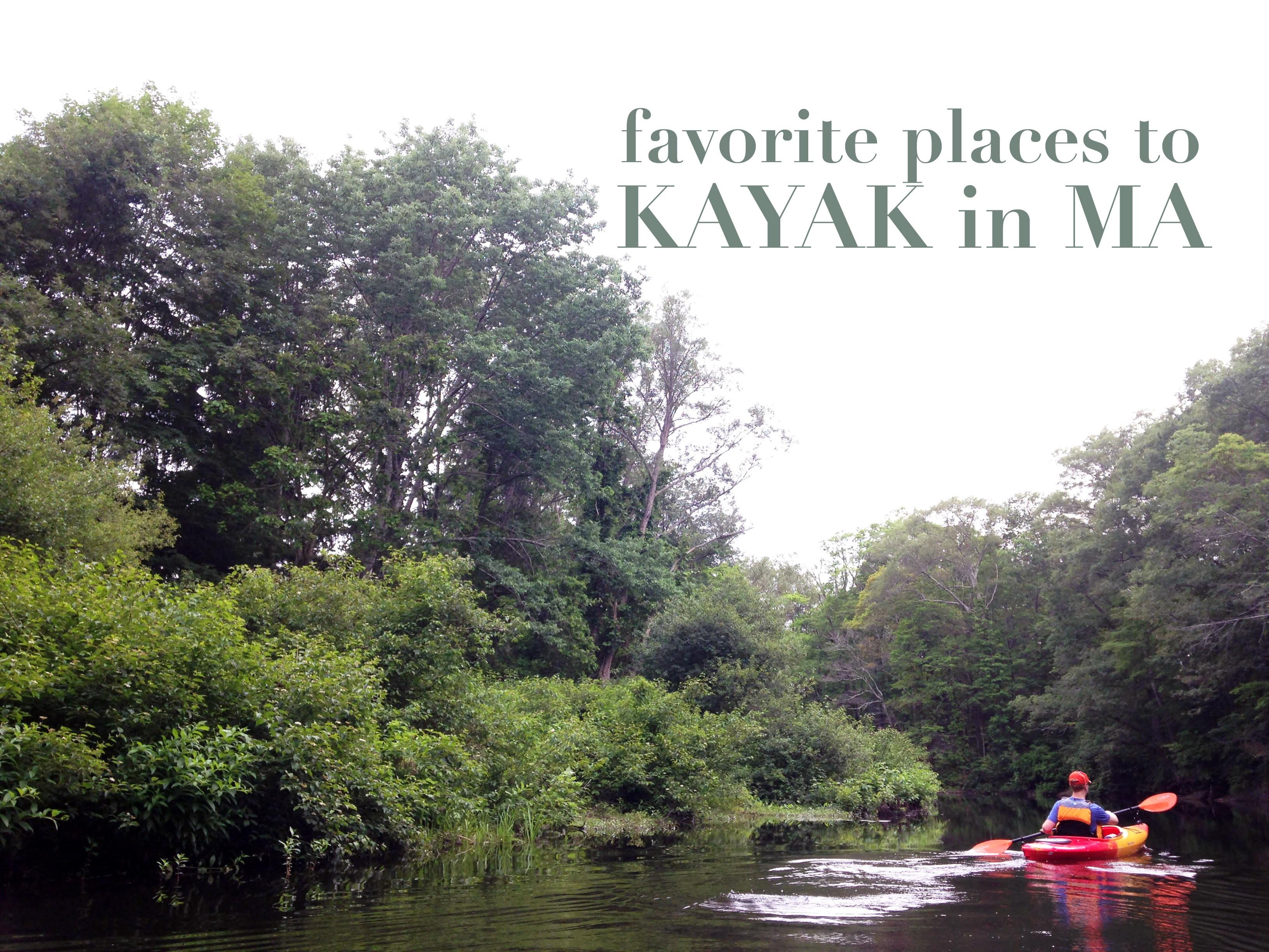 kayaking elm bank charles river kayak